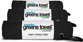 bulk blank golf towels