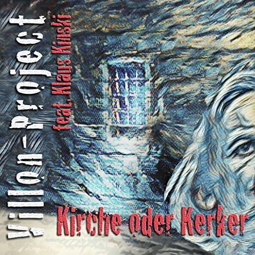 Villon-Project feat. Klaus Kinski