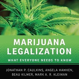 Marijuana Legalization cover art