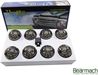 land rover defender light upgrade