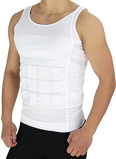 Saundarya Men's Tummy Tucker Vest