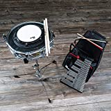 Vic Firth V7806 Virtuoso Performer Marching Snare Drum Outfit