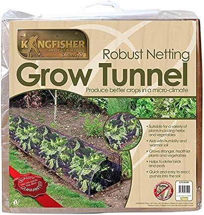 King Fisher GTUN300 Net Grow Tunnel Black