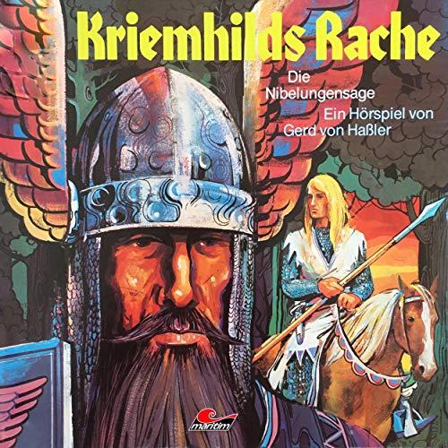 Die Nibelungensage - Kriemhilds Rache cover art