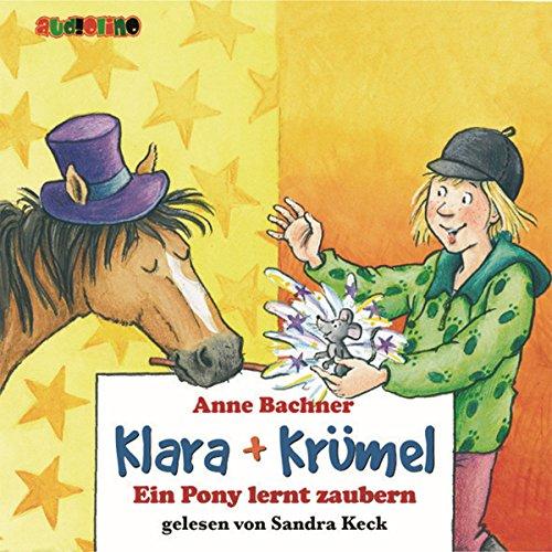 Ein Pony lernt zaubern Titelbild
