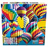 Brights Puzzles: Hot Air Balloons by Goliath