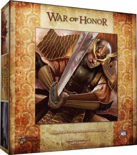AEG Guerre d'honneur Jeu de société - version anglaise
