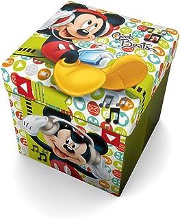Star  Disney Mickey Mouse & Friends Art. Code- 54671 - Puf con cojín (32 x 32 cm)