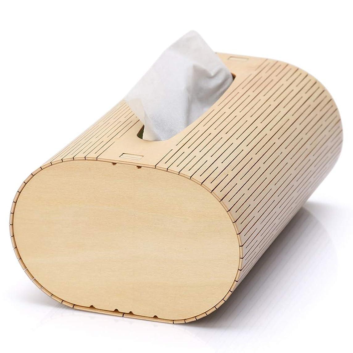 逃れる範囲エチケット木製ティッシュボックスヨーロッパデスクトップ紙箱リビングルームテーブルナプキン収納ボックス木製収納ペーパータオルチューブ JSFQ