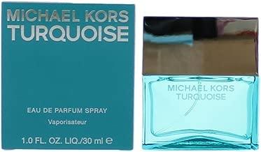 Michael Kors Turquoise Eau de Parfum Spray for Women, 1 Ounce