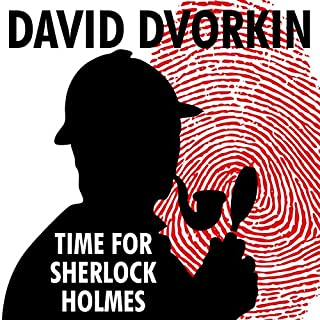 Time for Sherlock Holmes audiobook cover art