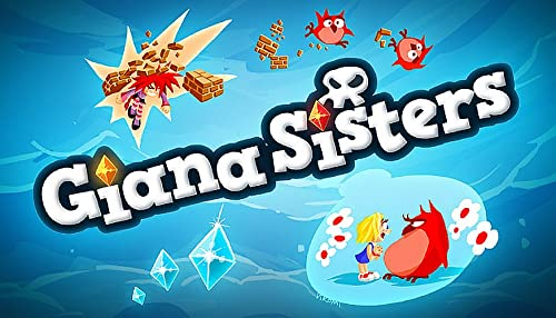 Giana Sisters 2D [PC Code - Steam]
