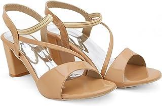 Divain Womens Wedge Fashion Sandal (Art_305)