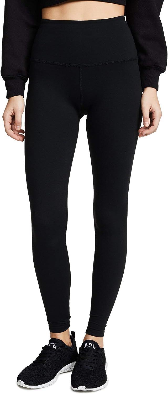 Beyond Yoga Women's High Waist Midi Leggings Jet Black XLarge 26 26