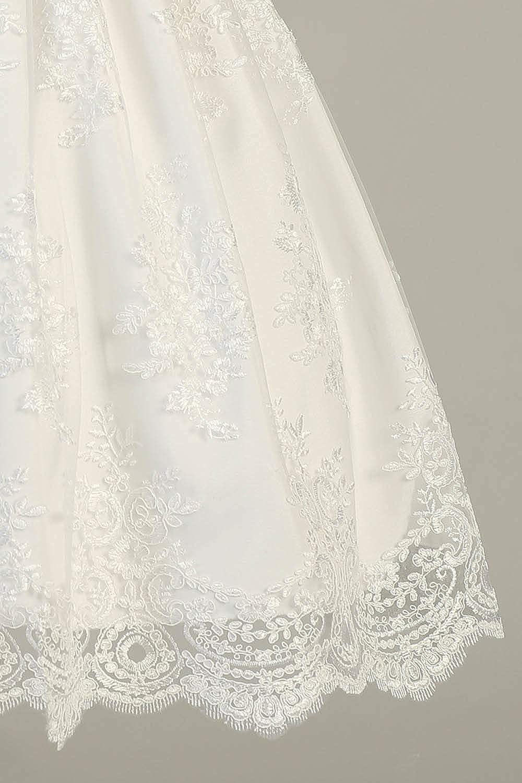 First Communion Dresses for Girls 7-16 Holy 1st Communion Dress White Vestidos de Primera Comunion para Niñas Size