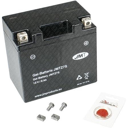 Gel Batterie Für Honda Cbr 1000 Rr Fireblade Abs 2009 2014 Sc59 Wartungsfrei Inkl Pfand 7 50 Auto