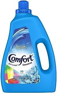 Comfort Concentrated Fabric Softener Iris & Jasmine, 2 liters