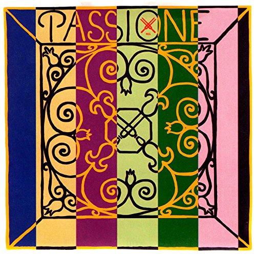 Pirastro 311381 Passione SOLO Violine e''-1 (Kugel) mittel