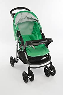 Graco 7M74GFSE Duo system Mirage + TS w. Parent Tray & Boot Green Fusion
