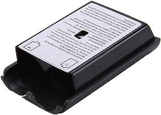 Trenro - Carcasa para Mando inalámbrico Xbox 360 (2 Unidades), Color Negro