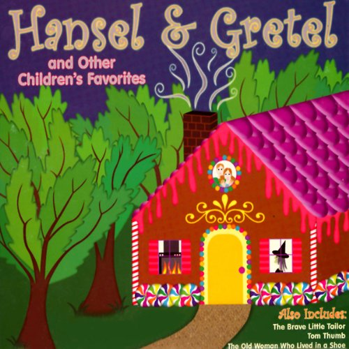 Hansel and Gretel and Other Children's Favorites audiobook cover art