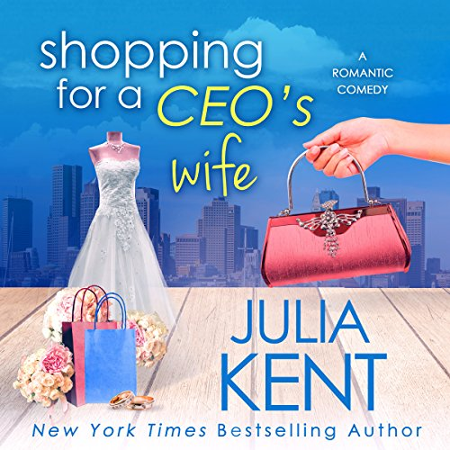 Shopping for a CEO's Wife cover art