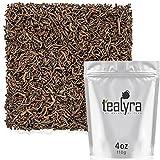 Tealyra - Ripe Pu'erh Tea - 20 Years Aged Loose Leaf from Yunnan - China - 100% Natural - Caffeine...
