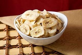 Unsweetened Banana Chips (14 Pound Case)