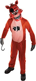 Rubie's Five Nights Child's Value-Priced at Freddy's Foxy Costume, Large