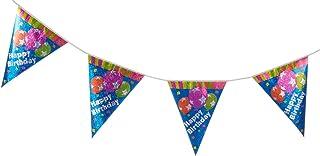 بارتى بانر اعلام عيد ميلاد سعيد 10339/1 متعدد الالوان