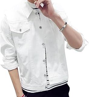 Amazon.es: chaquetas universitarias - Blanco