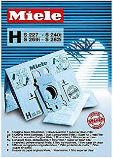 Best miele filters and bags Reviews