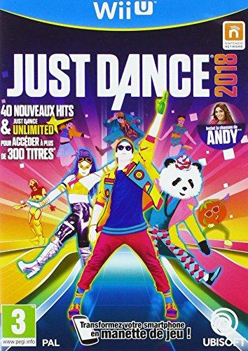 Just Dance 2018 Wii U (Französisch Spiel)