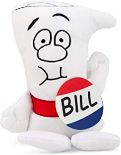 Schoolhouse Rock! Bill Plush Character   I'm Just A Bill Fan Favorite Collectible Plush   9.5 Inches Tall
