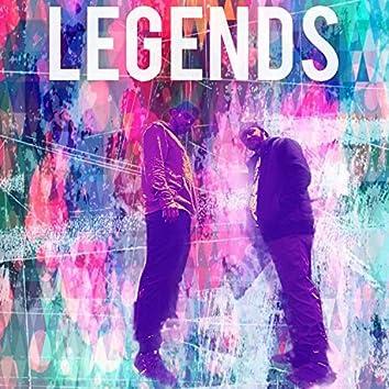 Legends (feat. A A Ron)