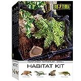 Exo Terra PT2660 Kit Habitat Foresta Pluviale S...