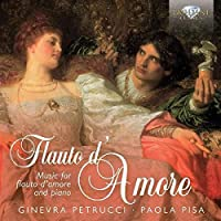Various: Flauto D'amore: Music