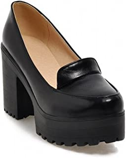 Best chunky platform loafers Reviews