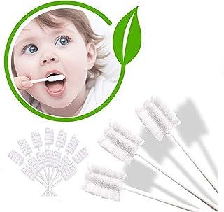 Znworld 30Pcs Baby Tongue Cleaner - Infant Toothbrush Baby Toothbrush Infant Tongue Cleaner Baby Tongue Cleaner Newborn Ga...