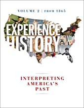 Experience History Volume 2 with Connect 1-Term Access Card