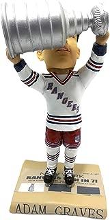New York Rangers Adam Graves 1994 NHL Stanley Cup Champions Bobblehead