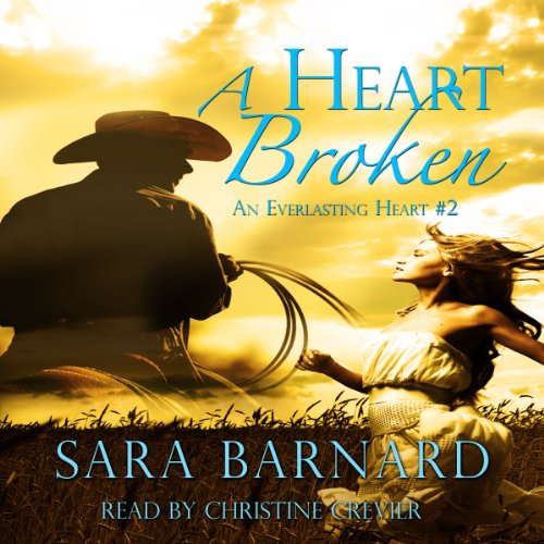 A Heart Broken audiobook cover art