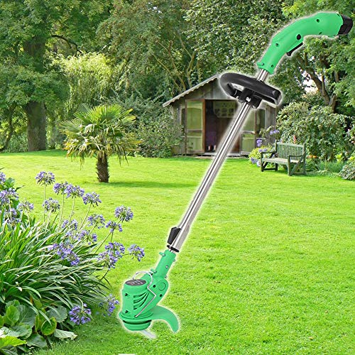 Learn More About Cordless Grass Trimmer Edger, Cordless String Trimmer, 21V Brush Cutter Lawn Mower ...
