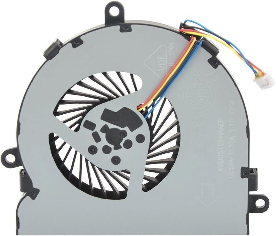 CPU Cooling Fan For HP 15-AC 15-AC622TX 15-ac032no 15-ac033no 15-ac042ur 15-ac121dx 15-ac029ds 15-ac120nr 15-ac137cl 15-ac023ur series