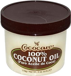 Cococare 100 percentage Coconut Oil 4 oz (110 g)