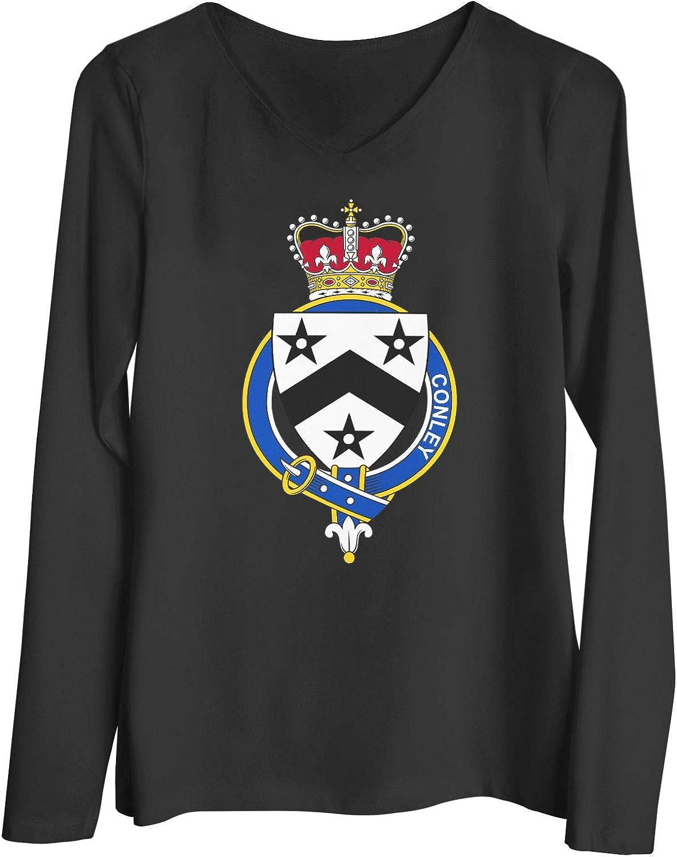 HARD EDGE DESIGN Women's Irish Garter Family Conley T-Shirt