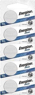 حزمة بطاريات ليثيوم 3 فولت من انرجايزر ENGCR2032 - 5 قطع