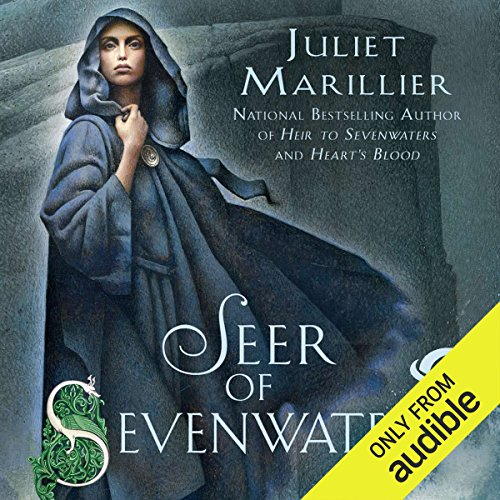 Seer of Sevenwaters audiobook cover art