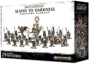 Battleforce Slaves to Darkness Godsworn Warband Warhammer Age of Sigmar