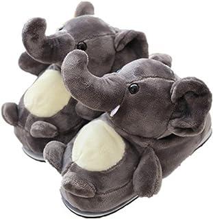Image of Elephant Slippers for Women
